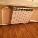 Замена радиаторов отопления под ключ