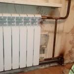 Замена радиаторов отопления в Екатеринбурге
