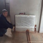 Установить радиатор отопления в квартире под ключ в Екатеринбурге