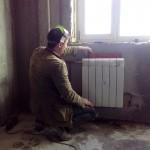 Заменить радиаторы отопления в Екатеринбурге. Замена радиаторов отопления с гарантией. Замена батарей отопления под ключ